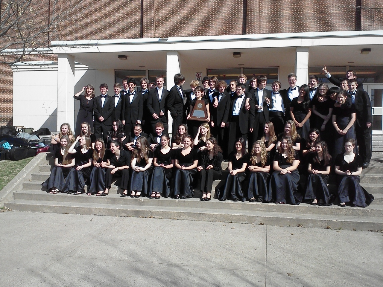 Pearce Orchestras Excel at UIL Contest!