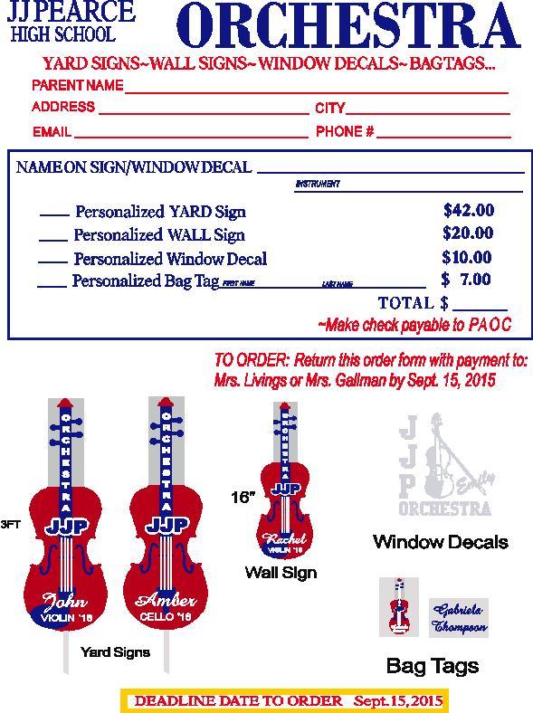 JJPO yard Signs Order Form