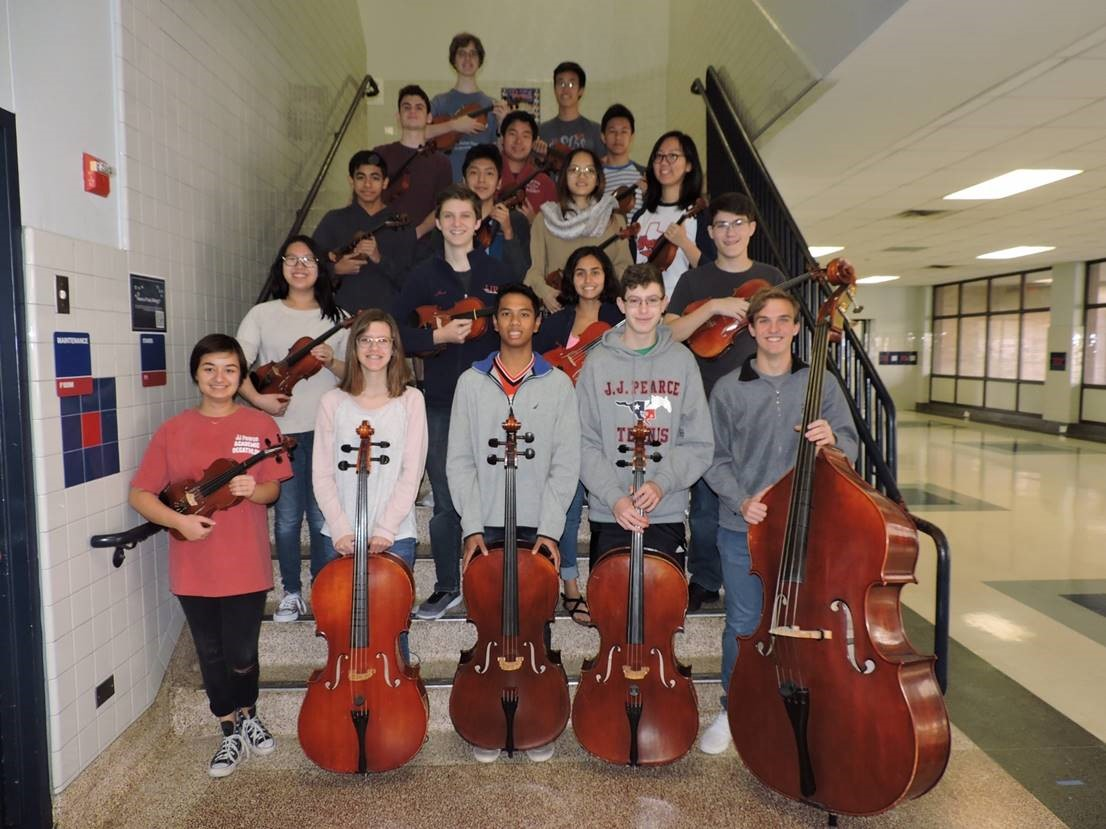 All Region Orchestra Results